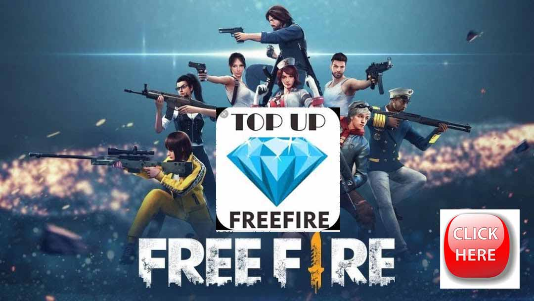 Free Fire ( 100+10 Diamonds)
